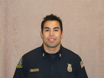 Air Force Reserve Staff Sgt. Ricardo Villalobos